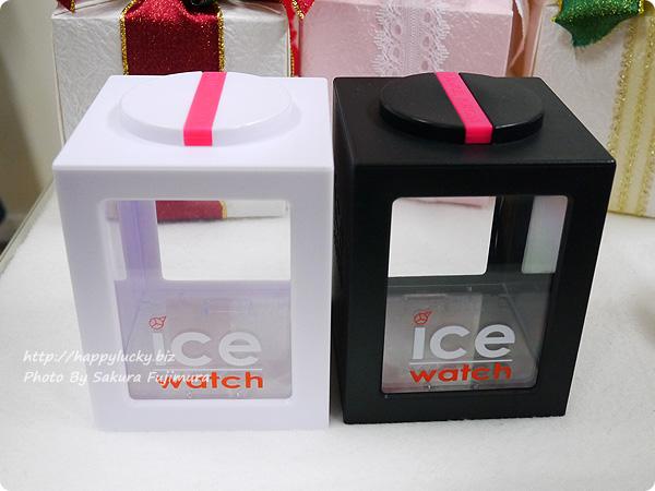 ジェイウェルドットコム 別注デザインICE-WATCH(アイスウォッチ)ICE fil rouge 男女ペアウォッチ パッケージも別注
