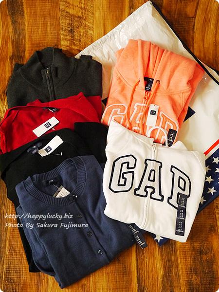 The Gap Generation お正月限定選べるオリジナル福袋2017 GAPで買った中身公開