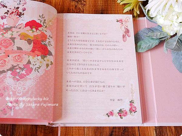 風水師・李家幽竹先生プロデュース「未来日記 Happy Future Diary2017」 今年の目標について