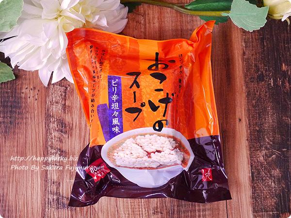 【福袋2017】カルディコーヒーファーム「もへじ福袋」 もへじ おこげのスープ(ピリ辛坦々風味)