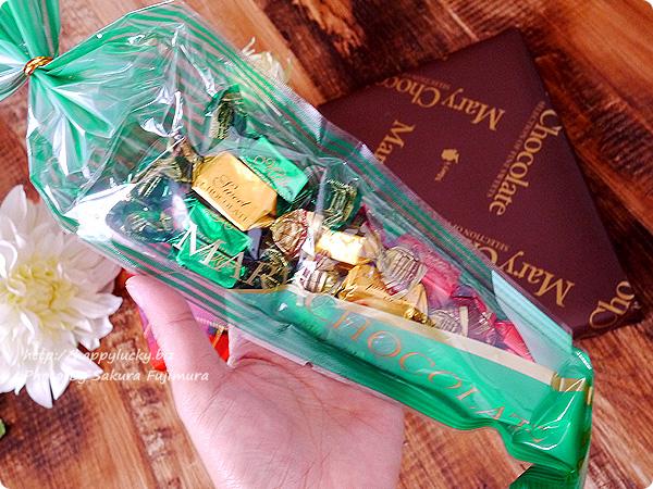 三越で買ったお菓子福袋2017「メリーチョコレート」 メリー アイアイセット