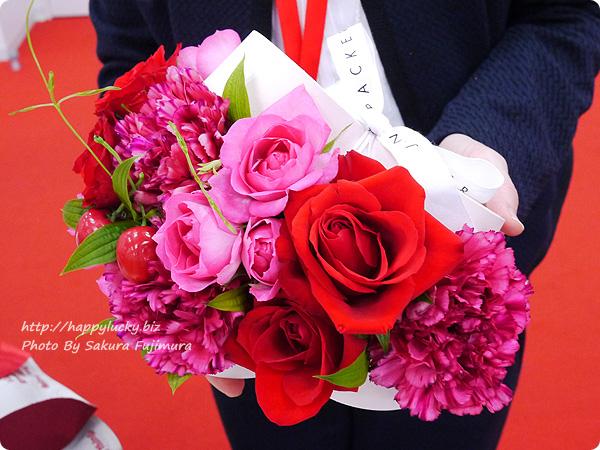 日比谷花壇 母の日2017 JANE PACKER アレンジメント「ありがとう(Arigatou)」 アップ