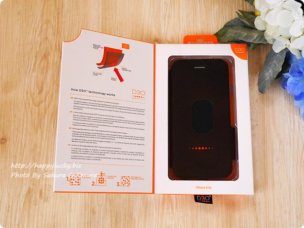 【GEAR4】iPhoneケース 耐衝撃 英国女王賞受賞のD3Oテクノロジー採用手帳型ケース 中身