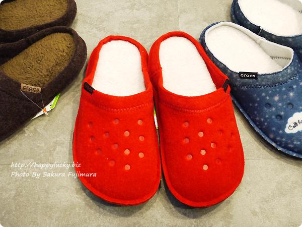 crocs(クロックス)Classic Slipper(クラシック スリッパ) 一番人気カラーはレッド