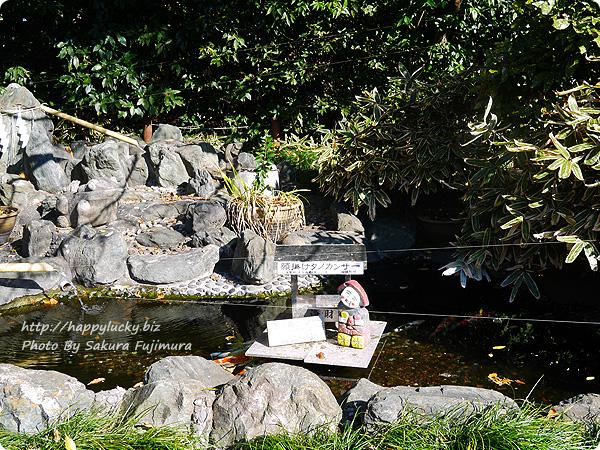 櫻木神社 神池