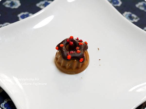 【バレンタイン2018】ゴンチャロフ プチデザートアラモード<大丸松坂屋限定> チョコレートその4