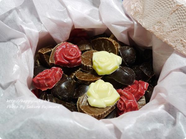 メサージュ・ド・ローズ「ミニローズ・ベリー」ミニバラのチョコレート