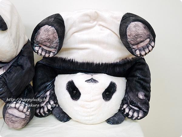 FELISSIMO(フェリシモ)「YOU+MORE! まるでパンダの幼稚園 いたずら子パンダクッションケースの会」 その2