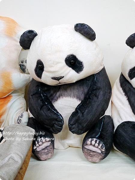 FELISSIMO(フェリシモ)「YOU+MORE! まるでパンダの幼稚園 いたずら子パンダクッションケースの会」 その3