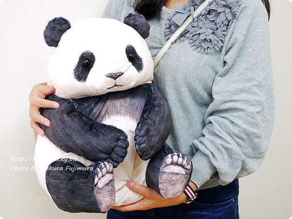 FELISSIMO(フェリシモ)「YOU+MORE! まるでパンダの幼稚園 いたずら子パンダクッションケースの会」 実際に使ってみた