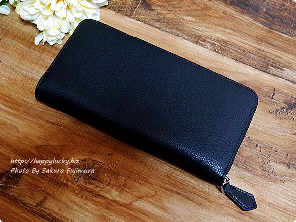 楽天市場スタイルオンバッグ(Style on Bag)】実用性にこだわった大容量 本革製ラウンドファスナー長財布 全体その2