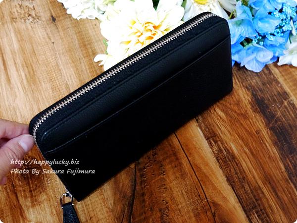 楽天市場スタイルオンバッグ(Style on Bag)】実用性にこだわった大容量 本革製ラウンドファスナー長財布 フリーポケット