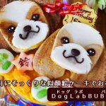 愛犬の誕生日にそっくりな似顔絵ケーキでお祝いしました【DogLabBUBBLEBOO(ドッグラボバブルブー)】