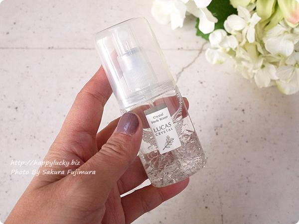 楽天市場LUCASルカス 水晶クリスタルさざれチップ入りホワイトセージの浄化スプレー
