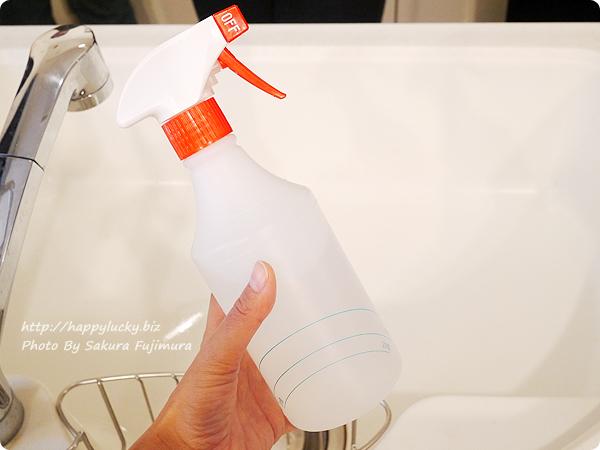 ショップジャパン「洗浄魂」希釈はビーカーやスプレーボトルを使用
