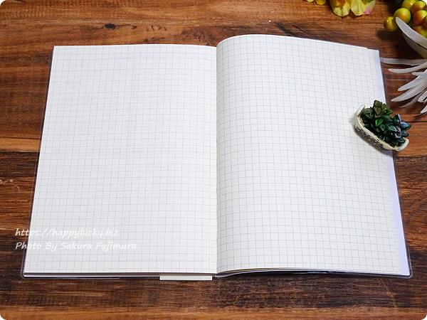 【100均セリア】B6サイズ手帳「週間バーチカル見開き2019年1月はじまり」フリー(罫線)