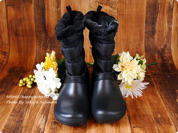クロックス crocs Women's Crocband Winter Boot クロックバンド ウィンター ブーツ ウィメン 全体