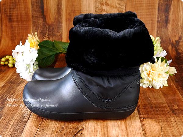 クロックス crocs Women's Crocband Winter Boot クロックバンド ウィンター ブーツ ウィメン 履き口を折り返して2WAY