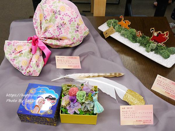 日比谷花壇 2019母の日父の日 おすすめディズニーコラボのフラワーギフト