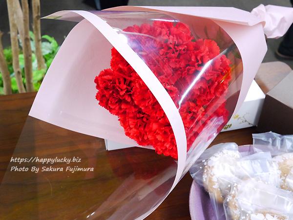 日比谷花壇 母の日2019 韓国で流行しているおしゃれなラッピングでお届け