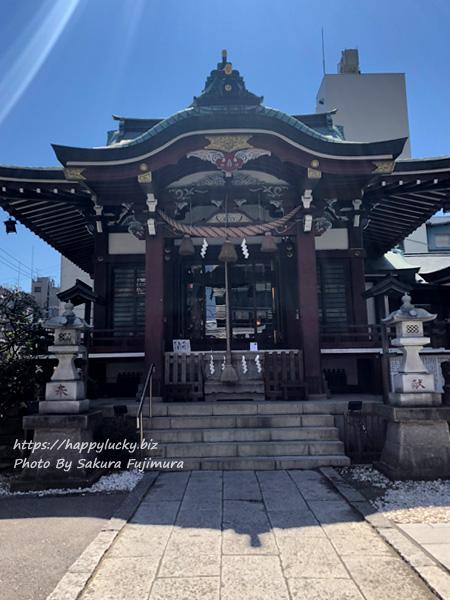 【御朱印巡り】柏神社 拝殿