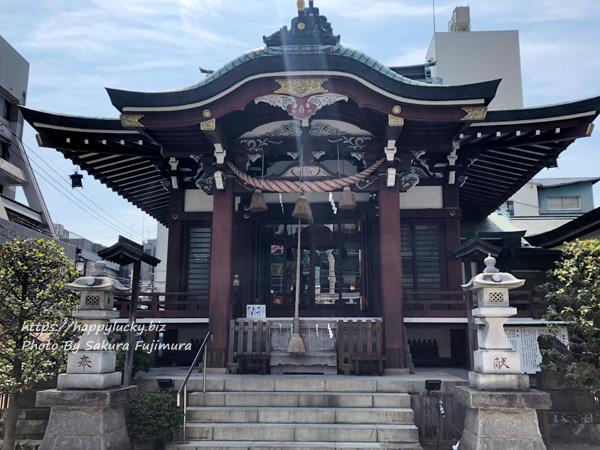 柏神社 本殿