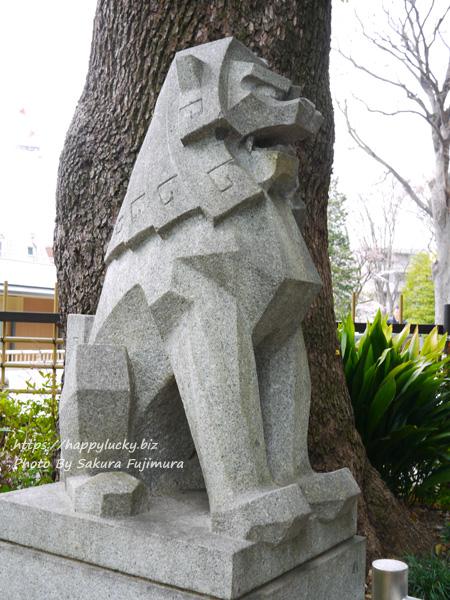 東郷神社 狛犬