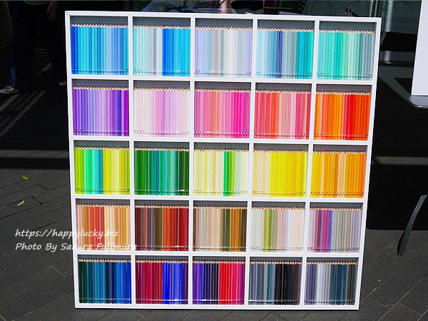 FELISSIMO(フェリシモ)「500色の色えんぴつ TOKYO SEEDS」全500色