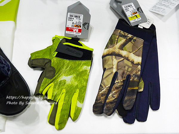 ワークマン FCG03 hikers glove Ⅲ