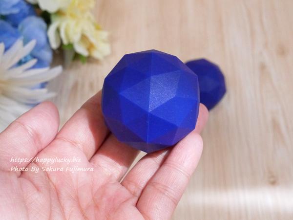 ファイテン メタックスボール(2個入り)多面体のシリコンボール