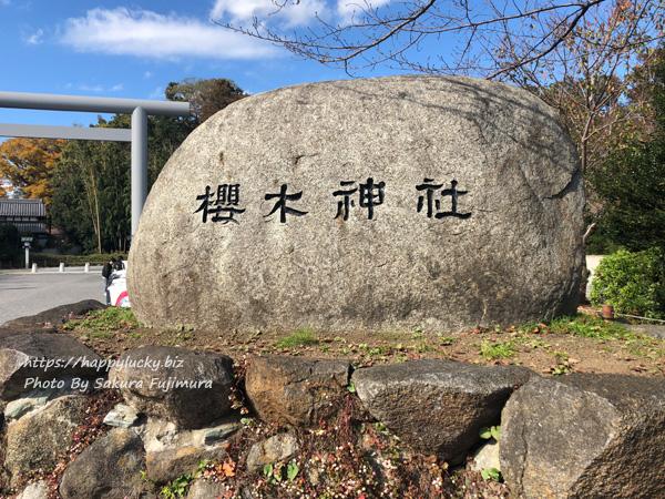千葉県野田市 櫻木神社 入り口の岩