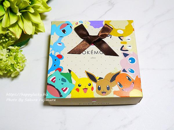 ポケットモンスター(ポケモン) バレンタイン2020 チョコレート「チョコセット」 パッケージ全体